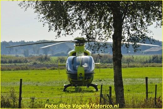 Lifeliner3 inzet Eersel Foto: Rico Vogels