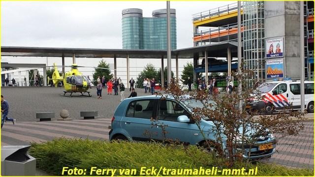Lifeliner1 inzet Utrecht Foto: Ferry van Eck