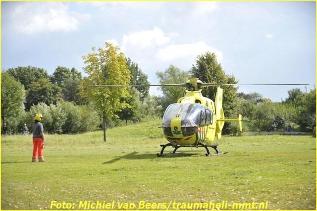 Lifeliner1 inzet De Meern Foto; Michiel van Beers (2)