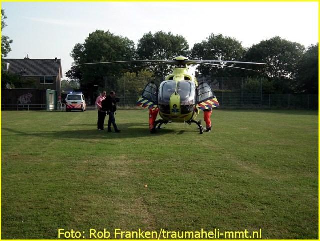 Lifeliner1 inzet Nieuw Vennep Foto: Rob Franken (11)