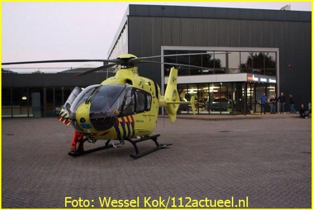 Lifeliner1 inzet Hilversum Foto: Wessel Kok (2)