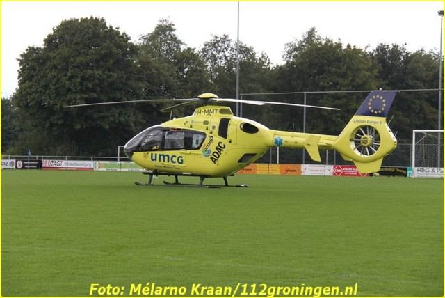 Lifeliner4 inzet Nieuw Weerdinge Foto: Mélarno Kraan