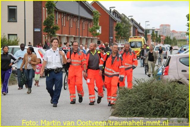 Lifeliner2 inzet Zoetermeer Foto: Martin van Oostveen (8)