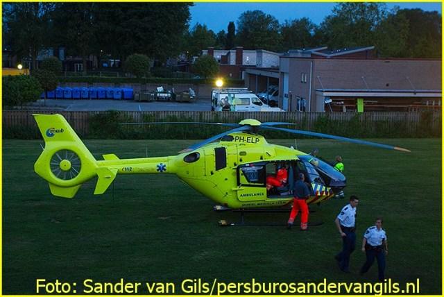 Lifeliner3 inzet Schijndel Foto: Sander van Gils (14)