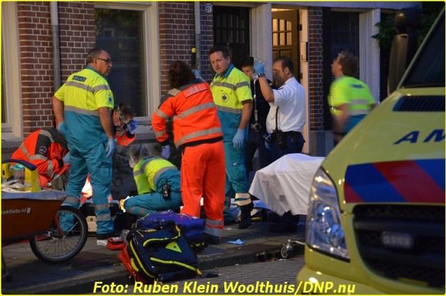 MMT inzet Amsterdam Foto: Ruben Klein Woolthuis