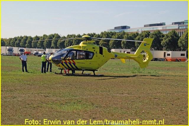lifeliner2 inzet ´s-Gravenhage Foto: Erwin van der Lem (13)