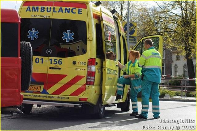 046_Bromfietsbestuurder ernsti  g gbbewond Buinerweg 18-10-13-BorderMaker