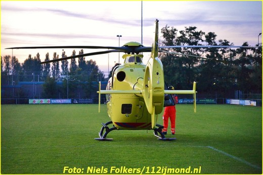 Lifeliner1 inzet Beverwijk Foto: Niels Folkers (2)