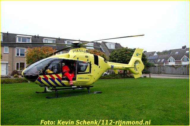 Lifeliner2 inzet Barendrecht Foto: Kevin Schenk (24)