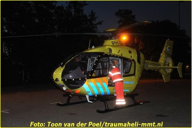 Lifeliner2 inzet Hazerswoude Foto: Toon van der Poel (6)