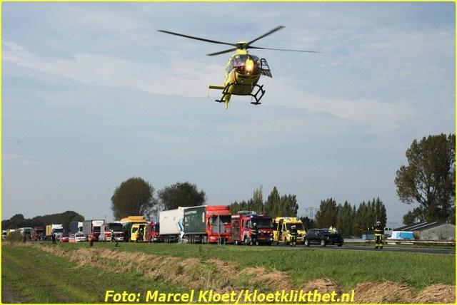ongeval a58 136,0 kruiningen 22-10-2013 005-BorderMaker