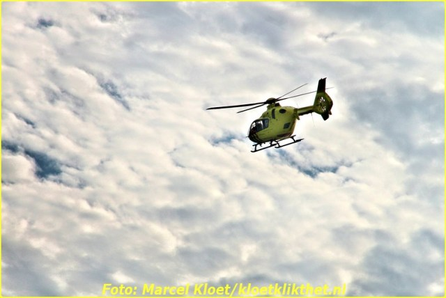 ongeval a58 136,0 kruiningen 22-10-2013 112-BorderMaker