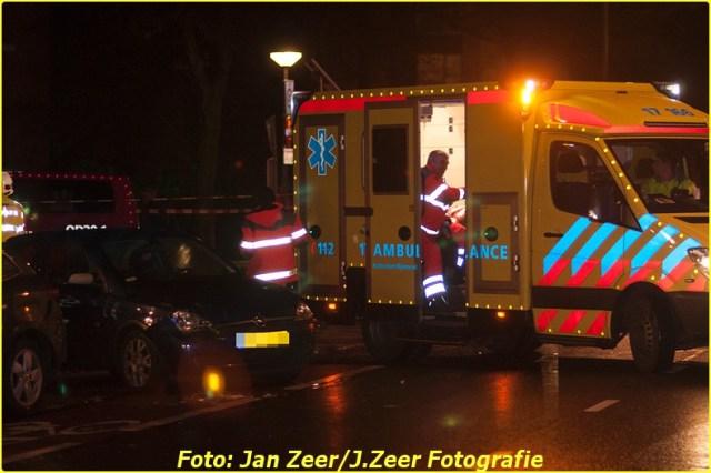 2013-11-29 eenzijdig ongeval Franselaan, Rotterdam 034-BorderMaker