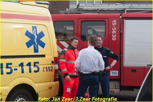 2014-02-01 Inzet traumahelikopter Wateringse-veld 004-BorderMaker
