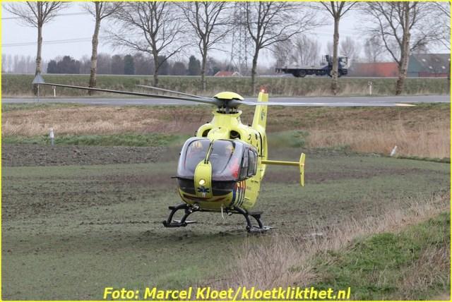 ongeval s'-heerenhoeksedijk overzande 13-2-2013 168-BorderMaker