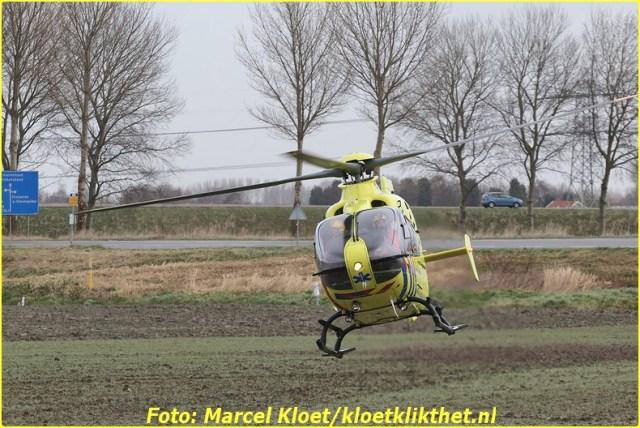 ongeval s'-heerenhoeksedijk overzande 13-2-2013 172-BorderMaker