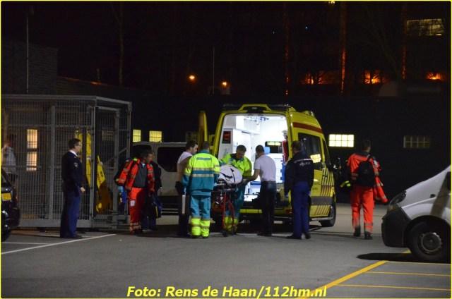AD_Arrestant zwaar gewond bij Politie Gouda_Rens de Haan (7)-BorderMaker