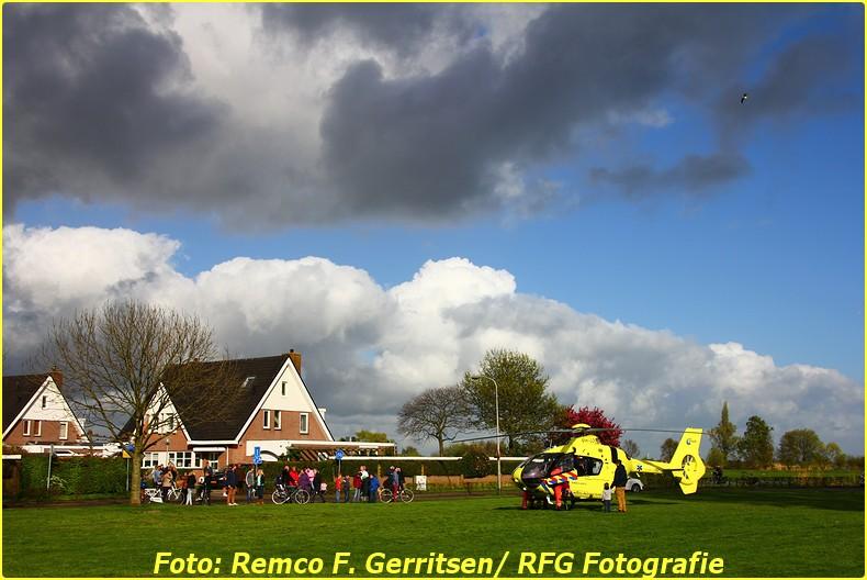 14-04-14 Prio 1 Assistentie Ambulance (Lifeliner) - Zonnedauw (Reeuwijk) (Canon) (27)-BorderMaker