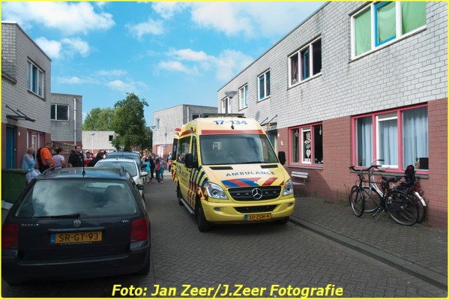 2014-07-15 Traumahelikopter Witte Dorp 003-BorderMaker
