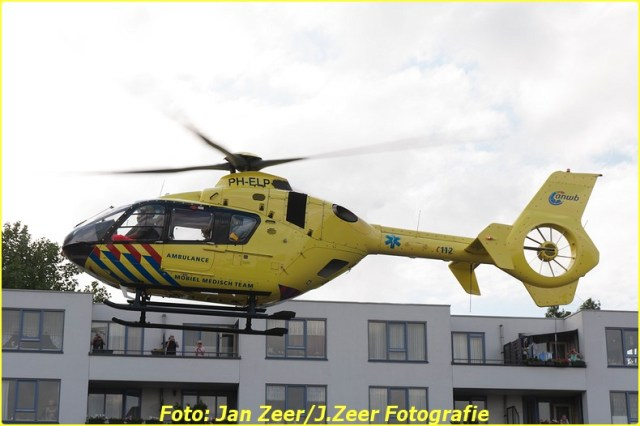 2014-07-15 Traumahelikopter Witte Dorp 016-BorderMaker