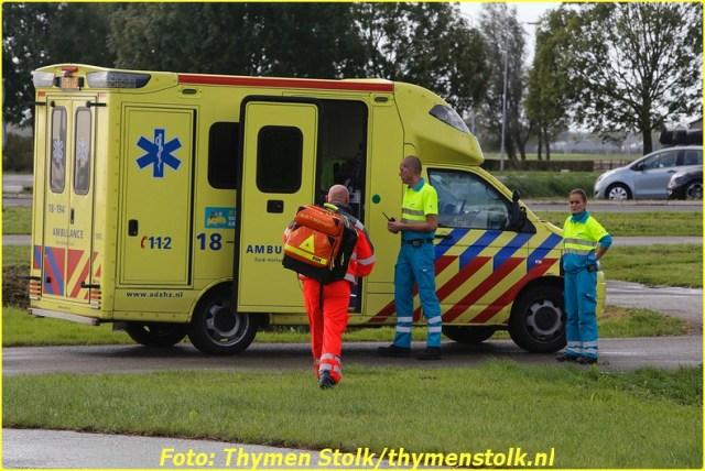 2014 10 22 Man gewond geraakt bij bedrijfsongeval Sgravendeel Tstolk 001 (2)-BorderMaker