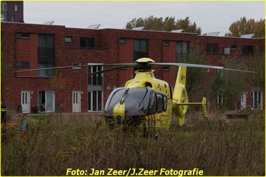 2014-10-26 Lifeliner Parkweg Schiedam 002-BorderMaker