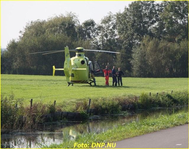 20141002 Egmond 4 gewonde bij frontale botsing N512-12-BorderMaker
