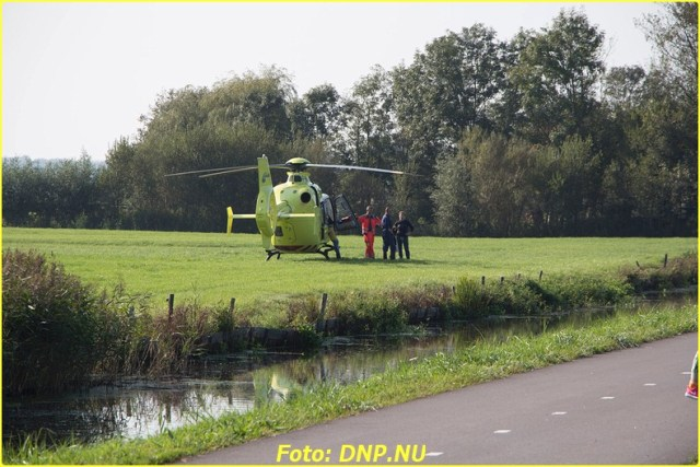 20141002 Egmond 4 gewonde bij frontale botsing N512-13-BorderMaker