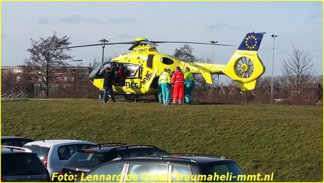 Lifeliner4 inzet Lemmer Foto: Lennard de Groot