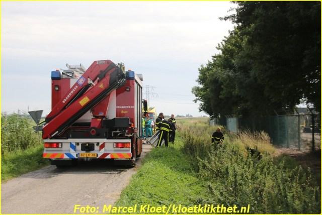 ongeval met een persoon Repelweg Goes 9-8-2015 006-BorderMaker