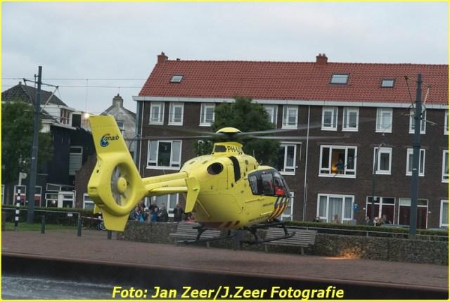 2015-10-19 Dubbele traumahelikopter inzet Schiedam 024-BorderMaker