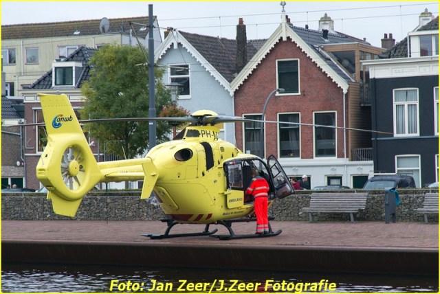 2015-10-19 Dubbele traumahelikopter inzet Schiedam 028-BorderMaker