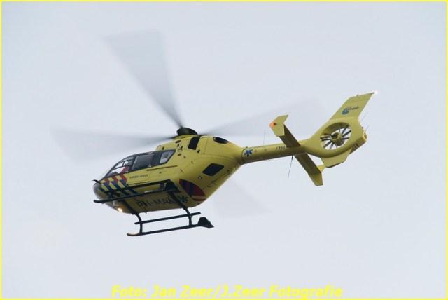 2015-10-19 Dubbele traumahelikopter inzet Schiedam 042-BorderMaker