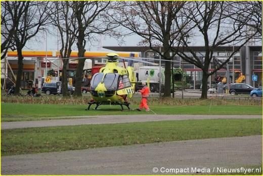 Verkeersongeval Assen 014 Nieuwsflyer-BorderMaker