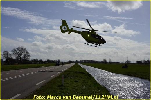 Ongeval Zijdeweg N475 Ouderkerk ad IJssel (19)-BorderMaker