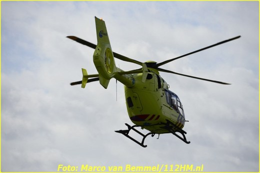 Ongeval Zijdeweg N475 Ouderkerk ad IJssel (22)-BorderMaker