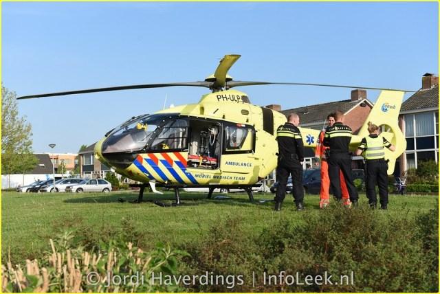 Traumahelikopter De Sluis Leek-5-BorderMaker