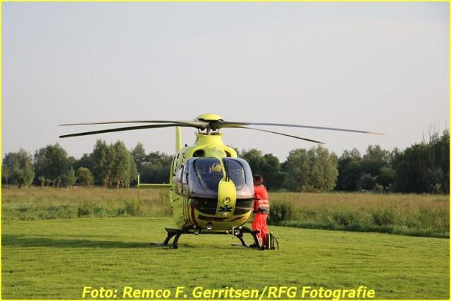 16-06-04 A1 Reanimatie (Lifeliner) - Provincialeweg West (Haastrecht) (8)-BorderMaker