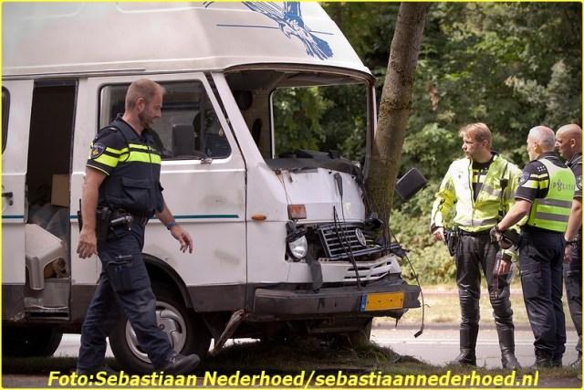 Traumaheli 20160724 Segbroeklaan 's Gravenhage - SN - 009-BorderMaker