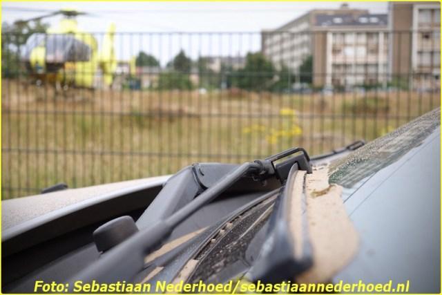 Traumaheli inzet 's Gravenhage 20160721 Daal en Bergselaan - SN - 008-BorderMaker