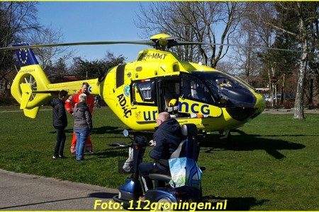 25 Maart LFL04 Scheemda Wijkstraat