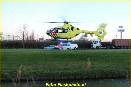 25 Maart LFL02 Rotterdam Groene Kruisweg