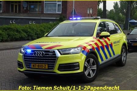 24 Mei MMT2 Papendrecht Staringlaan