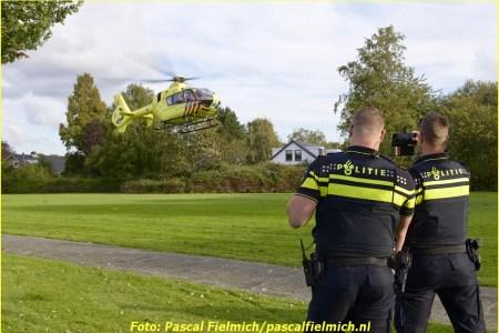 19 September Lifeliner1 Badhoevedorp Hermina...