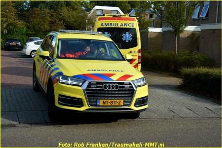 19 September MMT1 Amstelveen Turfschip