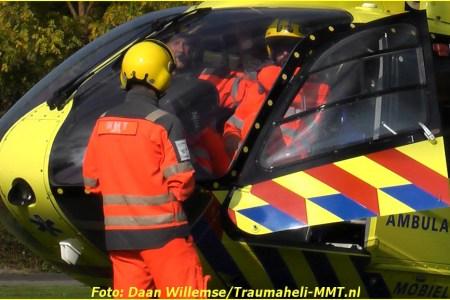 22 September Lifeliner3 Tiel Burgemeester...