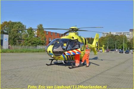 15 Oktober Lifeliner1 Hoofddorp Jaan Dekkerpad