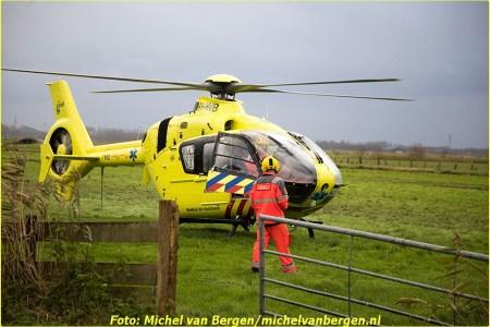 18 November Lifeliner1 Uitgeest Lagedijk