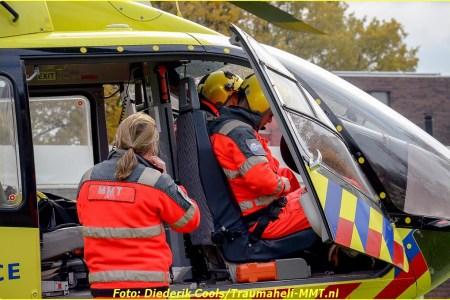 18 November Lifeliner3 Tilburg Piet van Haarenstraat