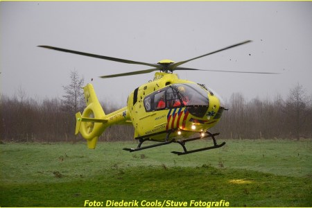 4 Januari Lifeliner3 Goirle Kerklaantje